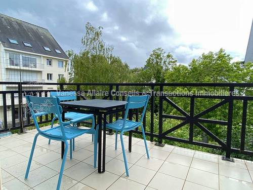 Vends appartement de type 4 (duplex) au coeur de La Baule - 92m², La Baule-Escoublac (44)