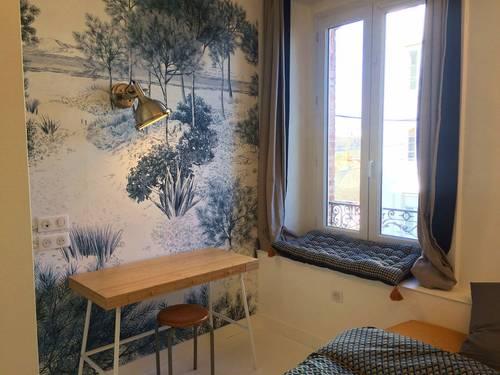 Loue 3chambres meublées, Quartier Thabor - Rennes (35)