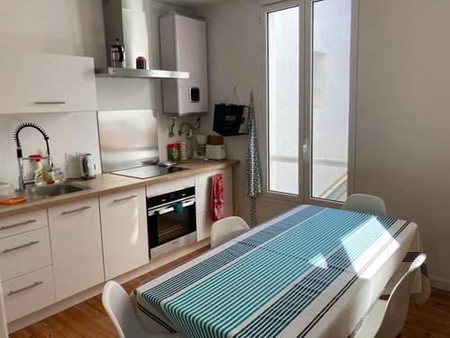 Propose Appartement Saint Jean de Luz - 100m grande plage - 2chambres - 4couchages