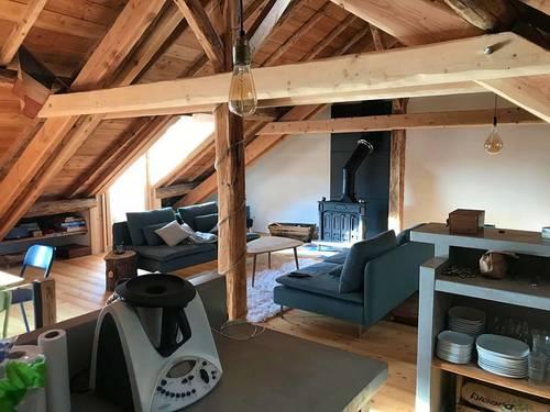 Loue très bel appartement à Serre-Chevalier (05), 8couchages, 4chambres