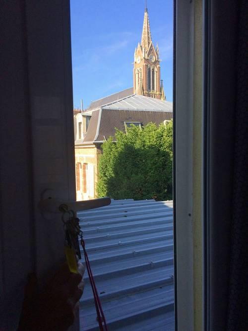 Loue grand studio - 30m² - Amiens (80)