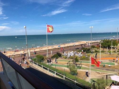 Loue appartement mer 4couchages 52m² - Cabourg (14) hyper-centre