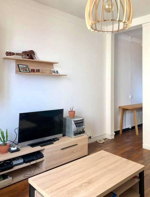 Loue Appartement T2-42m² limite Bagnolet/Montreuil