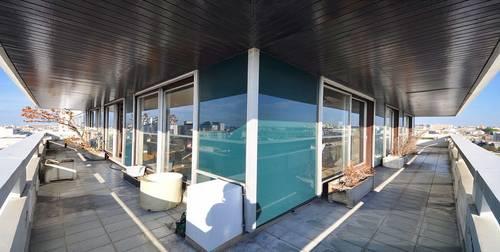 Appartement 113m avec vue, 4ch, loggia 50m², parking, Paris 15ème