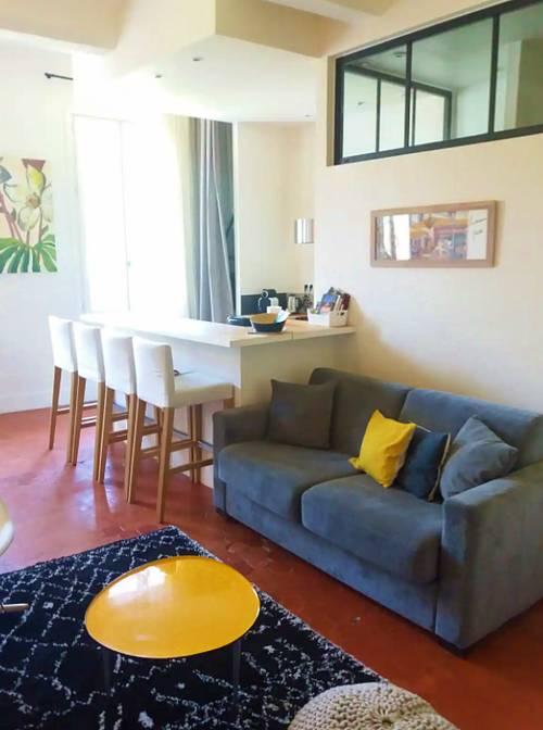Loue appartement 35m² meublé 1chambre, Aix-en-Provence (13)