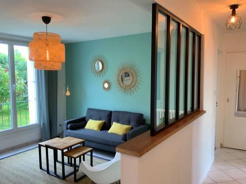 Loue appartement T3meublé Brest quartier Saint Martin Montaigne (29) - 58m²
