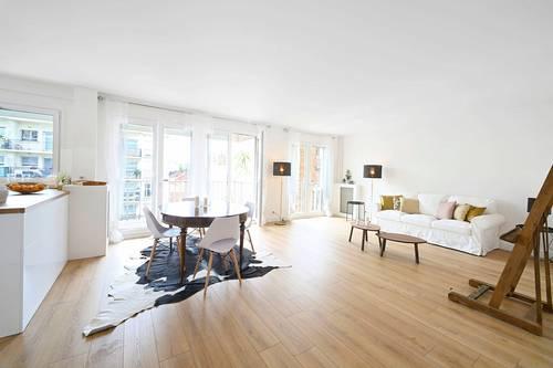 Loue appartement meublé de 80,5m² à Malakoff (92) - 2chambres
