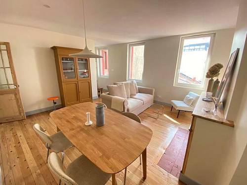 Loue Appartement T2meublé Saint Aubin - 53m², Toulouse (31)