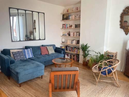 Loue Appartement 75m² Montreuil (93) proche métro - 2chambres