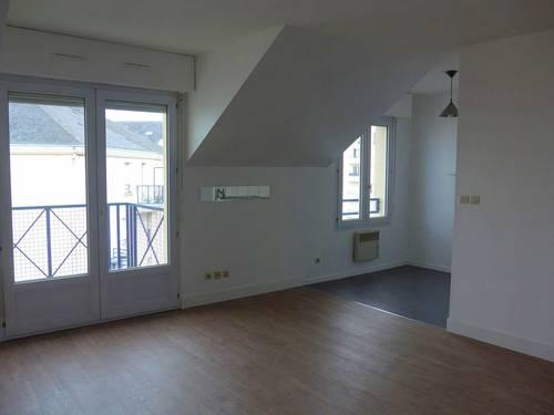 Loue appartement T1bis (32m²) nantes (44) mellinet / rené bouhier