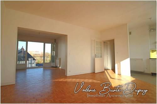 Loue Appartement à Orléans Coligny 3P 2chambres garage et cave - 82m² (45)