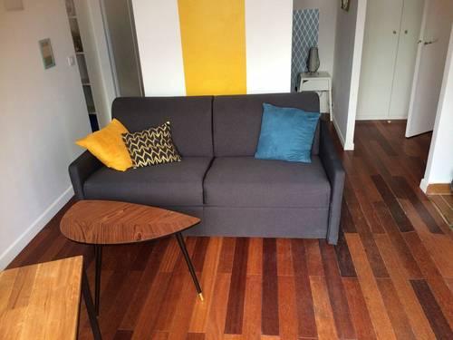 Loue charmant appartement Paris 17