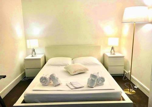 Loue appartement T2Pentes Croix-Rousse, Lyon 1er avec superbe vue - 4couchages