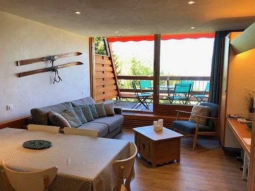 Loue appartement 36m², 5couchages aux Arcs 1600