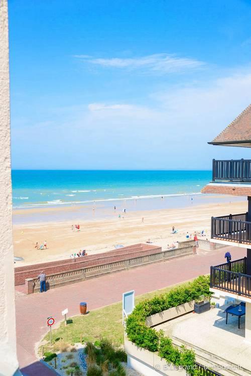 Loue appartement 4couchages Vue mer - Cabourg (14) 50m du Grand Hôtel