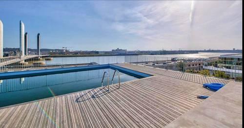 Loue appartement T24/6couchages avec piscine et parking - Bordeaux