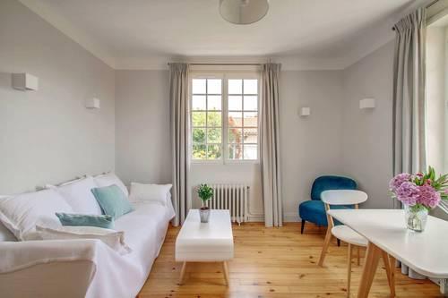 Loue un appartement meublé de deux pièces, 60m² 4couchages à Biarritz (64)