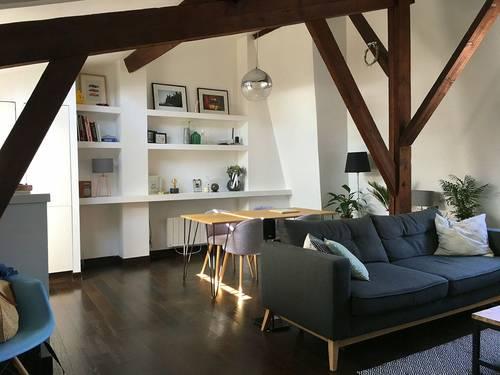 Vends appartement 3pièces - 80m² - 2chambres - Bois-Colombes Les Vallées (92)