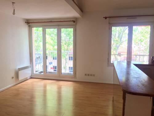 Loue Appartement 2PIÈCES Duplex 48m² TOULOUSE - 31400/ 15Av Crampel