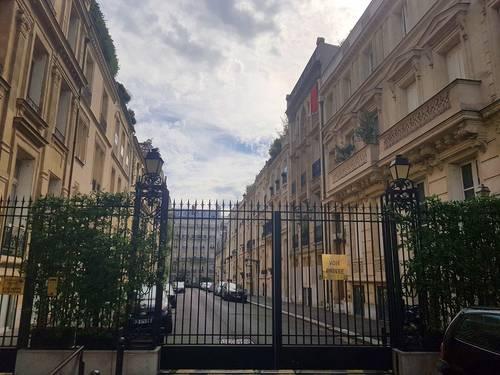 Loue appartement 3pièces – 90m² dans hôtel particulier – Paris 16ème