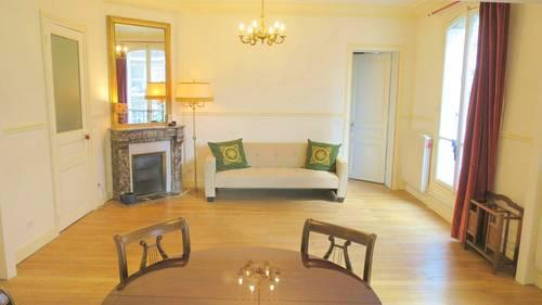 Loue appartement 3pièces, 60m², meublé, Paris 16ème, Porte St Cloud