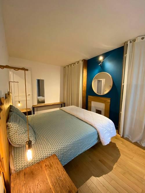 Loue appartement 2pièces meublé 43m² secteur mairie - Paris 14ème