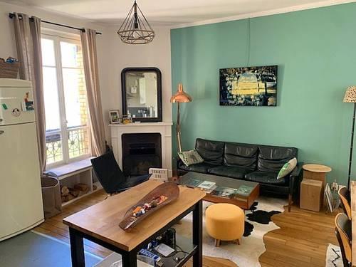 Loue appartement 3pièces Paris 18ème - 58m²