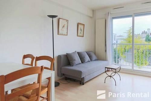 Loue appartement 2pièces 40m² Paris 14ème