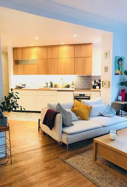 Vends Appartement 3pièces 71m² quartier BAC - Asnières-sur-Seine (92)