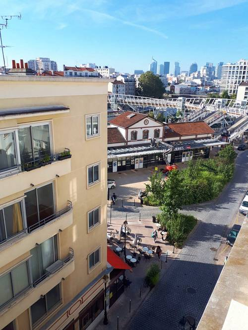 Vends appartement 3pièces - Quartier Bécon à Asnières (secteur prisé) - 62m², Asnières-sur-Seine (92)