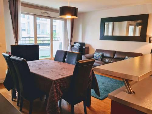 Vends Appartement 3pièces Bois-Colombes (92) - Bruyères - 62m²