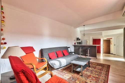 Vends Appartement 2pièces Vieux-Nice - 41m²