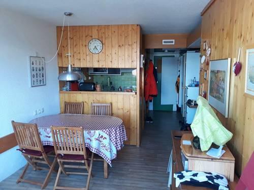Loue appartement 4couchages à Arc 1800 (73)