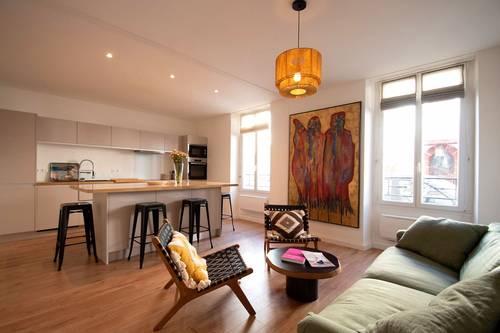 Propose appartement plein centre Biarritz / Grande plage 7couchages