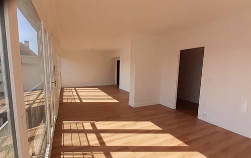 Loue Appartement F4plein centre de Rouen (76) - 80m²