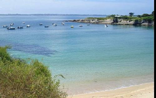 Loue très bel appartement pleine vue mer Bretagne Nord - 4chambres, 8couchages, Saint-Cast-le-Guildo (22)