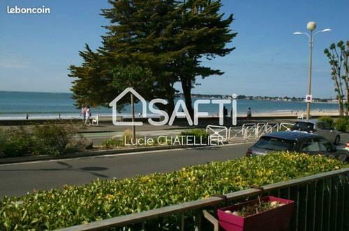 Vends Appartement T2 64m² face mer La Baule (44)