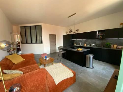 Loue appartement meublé - 65m² - 1chambre - Nice (06)