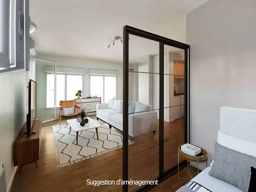 Vends appartement - 32m² - rénové - Parking - calme absolu - Asnières-sur-Seine (92)