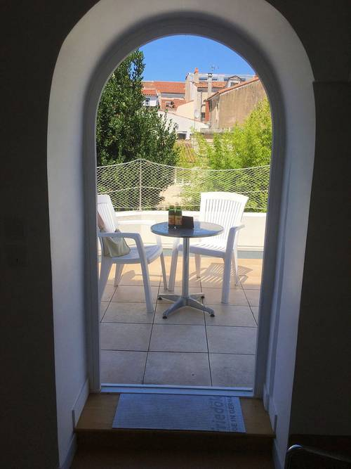 Loue appartement La Rochelle (17) - 3couchages
