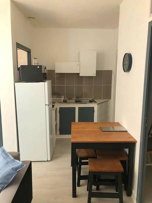 Loue Appartement - proche centre ville - 2chambres, 31m² - Rouen (76)