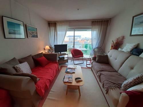 Loue appartement Les Sables-d'Olonne (85) proche plage 5couchages