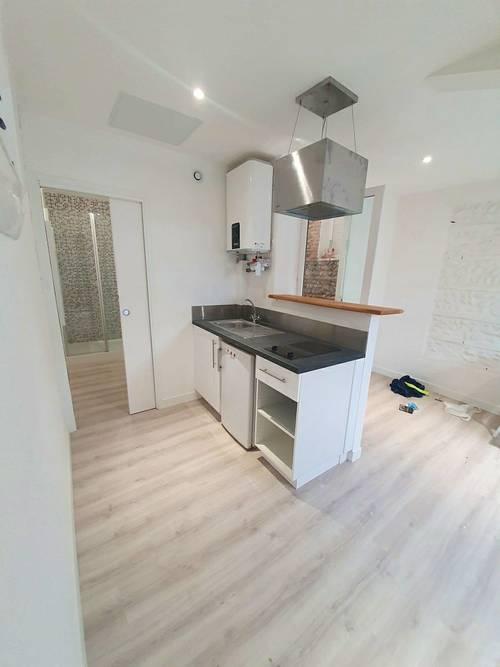 Loue appartement T1Bis proche Wilson avec patio intérieur - 24m², Toulouse (31)