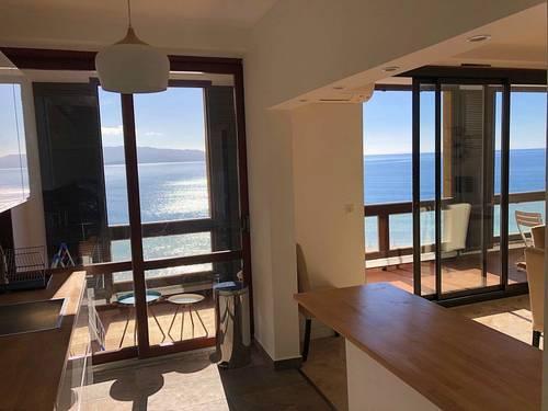 Loue appartement terrasse vue mer d'Ajaccio - 3chambres, 8couchages (20)