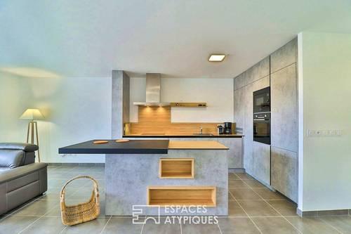 Vends Appartement terrasse contemporain - 2chambres, 80m², Toulon (83)
