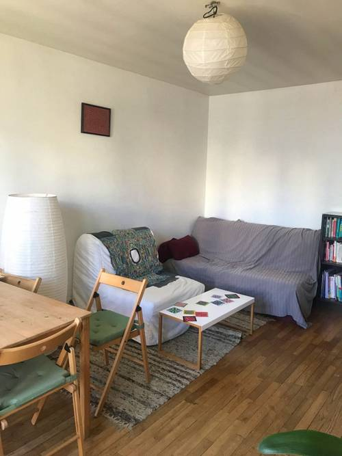 Loue Appartement T3avec terrasse à Rennes (35) pour l'été 2021