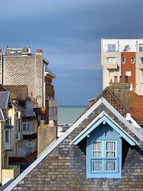 Loue un appartement au Touquet 4/5couchages centre et proche plage