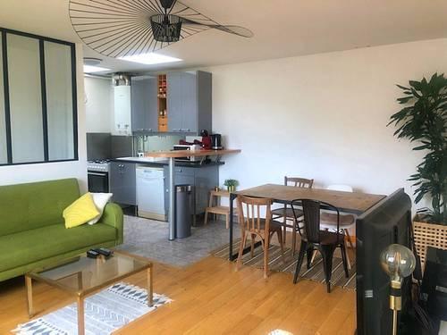 Vends bel appartement F3 à Colombes 92) - 61m²
