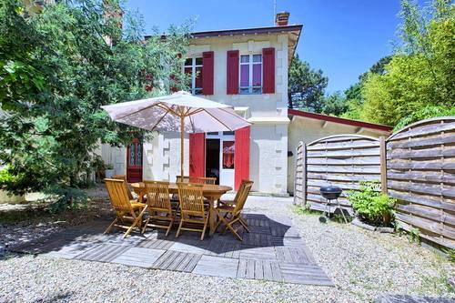 Agréable maison 6/7couchages grande terrasse - Arcachon (33)