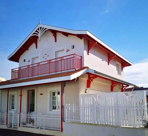 Jolie maison rénovée 8couchages À deux pas plages et commerces Arcachon (33)